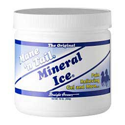 Mineral Ice Pain Relieving Gel for Horses Straight Arrow